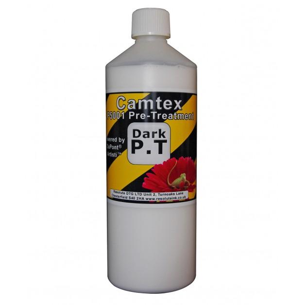 Camtex dupont p5001 pre-treatment solution