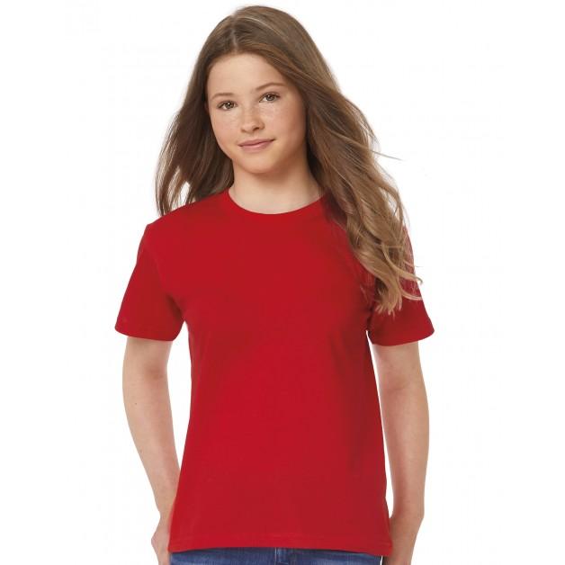"Bērnu t-krekls ""B&C Collections Exact 150/kids T-Shirt"""