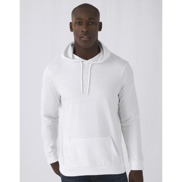 "Vīriešu džemperis ""B&C Collection #Hoodie French Terry"""