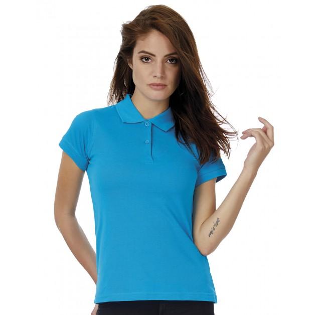 "Sieviešu polo krekls ""B&C Collections Safran Pure/women Polo"""