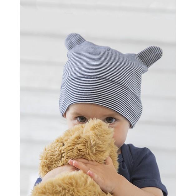 "Bērnu cepures ""Babybugz Little Hat with Ears"""