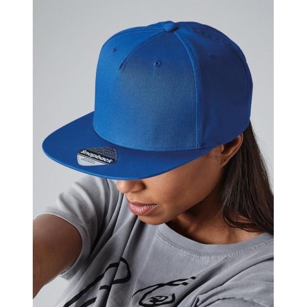 """Cepure """"5 Panel Snapback Rapper Cap"""""""