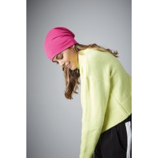"Sieviešu cepure ""Beechfield Hemsedal Cotton Slouch Beanie"""
