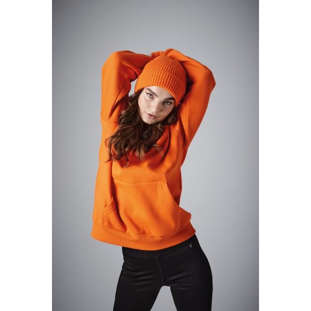 "Adīta sieviešu cepure ""Beechfield Engineered Knit Ribbed Beanie"""