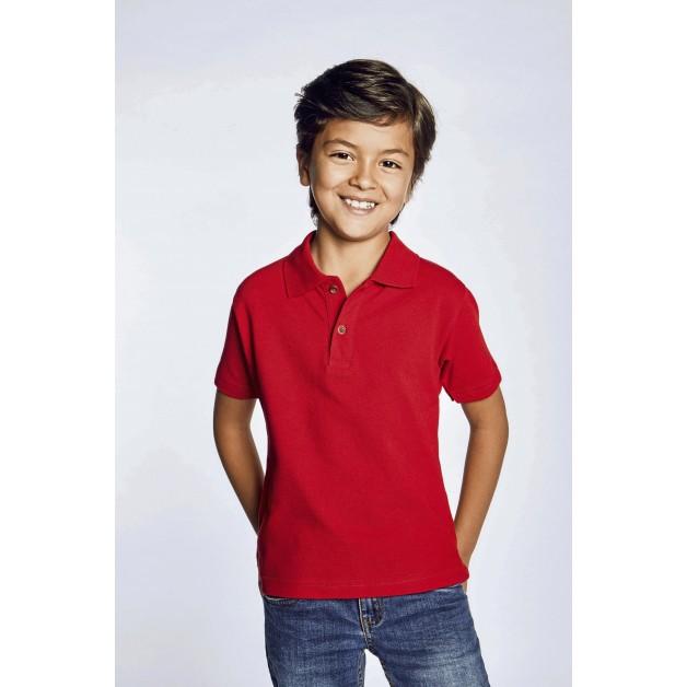 """Bērnu kokvilnas polo krekls """"Promodoro 65/35 Piqué Polo"""""""